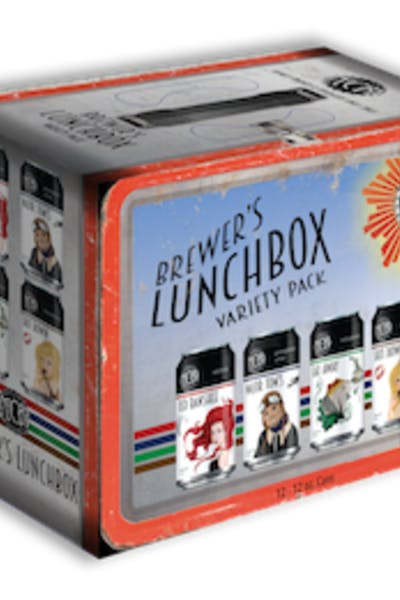 Fort Collins Lunchbox Variety Pack