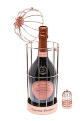 Laurent Perrier Rose Cage