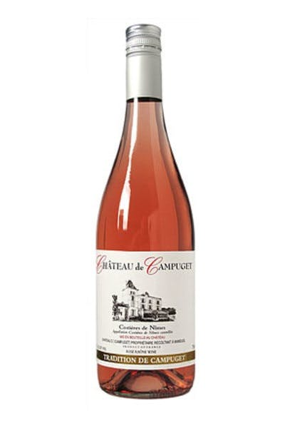 Chateau De Campuget Rose Tradition
