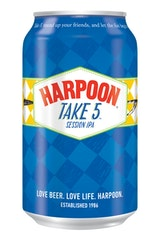 Harpoon Take 5 Session IPA