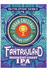 Urban Chestnut Fantasyland West Coast IPA