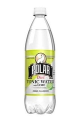 Polar Tonic Water Diet with Lime