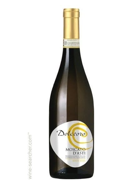 Acquese Dolceoro Moscato D'asti 2014