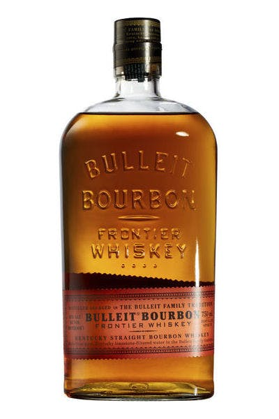 Bulleit Bourbon Whiskey Drizly