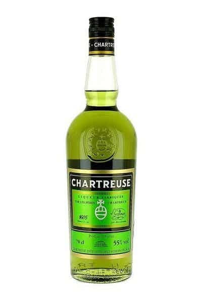 Chartreuse green liqueur price reviews drizly for Cocktail chartreuse