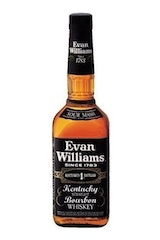Evan Williams Bourbon Whiskey Black Label