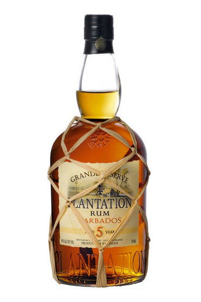 Plantation Rum Barbados 5 Year
