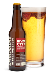 Brewster's River City Raspberry Ale