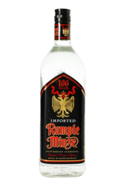 Rumple Minze Peppermint Schnapps