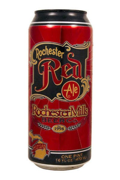 Rochester Mills Red Ale