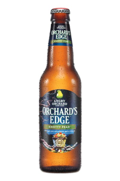 Angry Orchard Orchard's Edge Knotty Pear