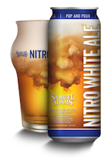 Samuel Adams Nitro White