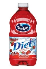 Ocean Spray Cranberry Juice Diet