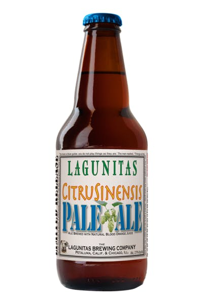 Lagunitas Citrusinensis