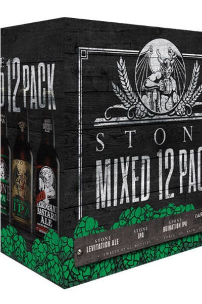 Stone Mixed Pack