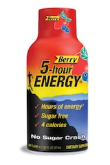 5 Hour Energy Berry
