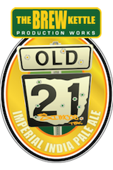 The Brew Kettle Old 21 Imperial IPA