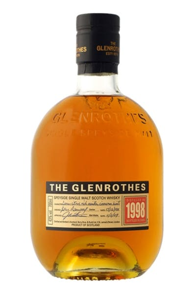 The Glenrothes 1998 Single Malt