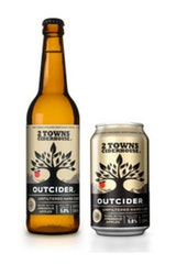 2 Towns Ciderhouse OutCider Unfiltered