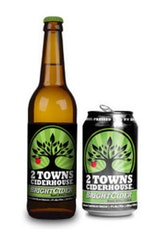 2 Towns Ciderhouse BrightCider