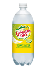 Canada Dry Tonic Water with Lime