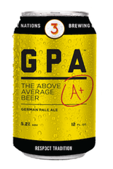 GPA German Pale Ale