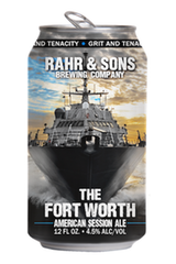 Rahr & Sons The Forth Worth Ale