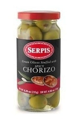 Serpis Chorizo Stuffed Spicy Olives