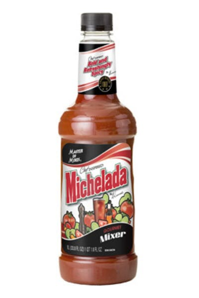 Master Of Mixes Michelada