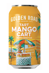 Golden Road Tart Mango Cart