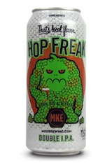Milwaukee Hop Freak Double IPA