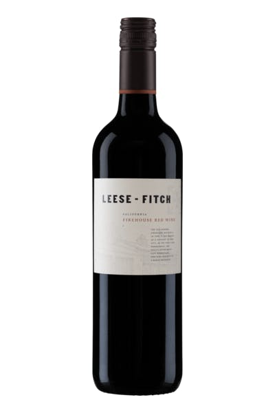 Leese Fitch Firehouse Red