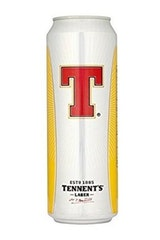 Tennents Lager