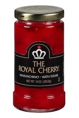 The Royal Cherry Maraschino