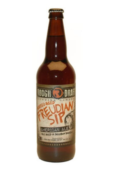 Rough Draft Bourbon Barrel Aged Freudian Sip