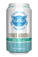 Blue Owl Spirit Animal Sour Pale Ale