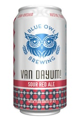 Blue Owl Van Dayum! Sour Red Ale