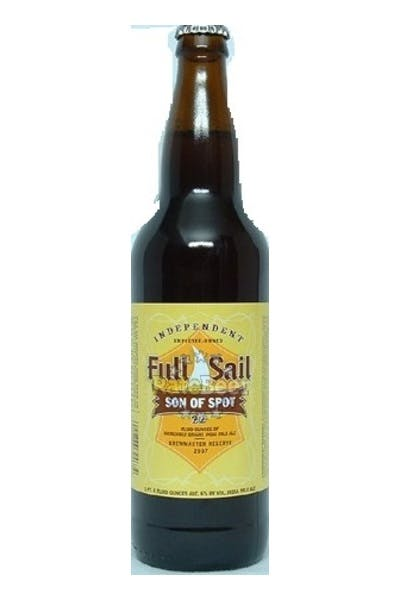 Full Sail Son of Spot IPA