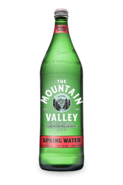 Mountain Valley Spring Water Sparkling