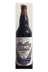 Monsters Park Bourbon Barrel Aged With Coconut And Cacao Nibs