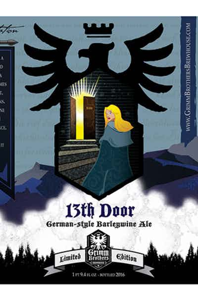Grimm brothers the 13th door price reviews drizly for 13th door