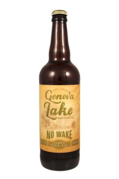 Geneva Lake No Wake IPA