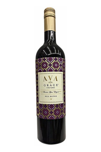 Ava Grace Red Blend