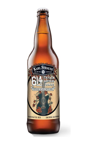 Karl Strauss 614 Farmhouse Ale