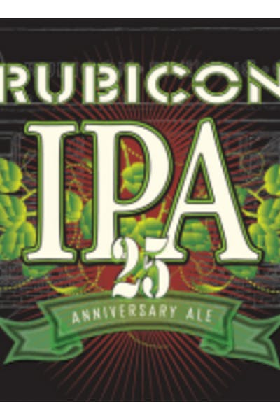 rubicon 25th anniversary