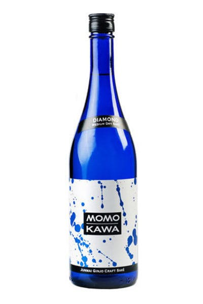Momokawa Sake Diamond