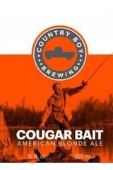 Country Boy Cougar Bait