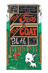18th St The Fox And Goat Pale Ale
