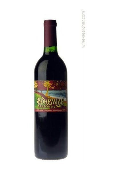 Bohemian Highway St. Helena Cabernet Sauvignon