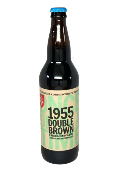 Pretty Things 1955 Double Brown